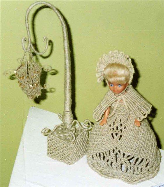 Макраме - один из видов декоративно-прикладного искусства.  Основой...