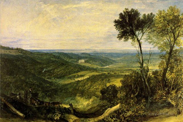 Долина Эшбурнхама (640x427