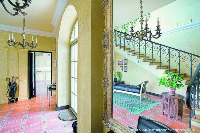 Марокканский стиль очень декоративен