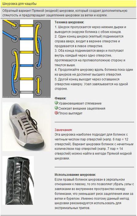 Мастер-класс по художественному завязыванию шнурков:) 88939