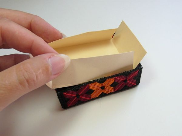 Acrylic Box Tutorial : Gift boxes plastic canvas tutorial crafts ideas