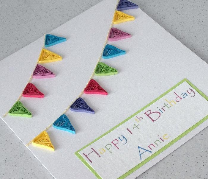Делаем открытку своими руками подруге на день рождение