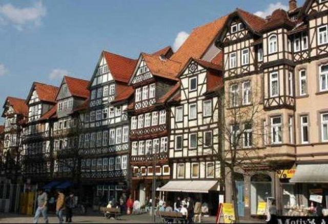 Дома в стиле фахверк пришли к нам из Германии XV века, когда подобные...