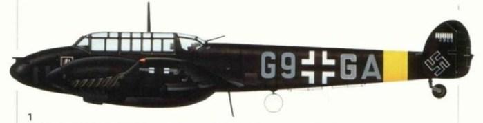 02 Bf-110C-NJG1 1941-42 (700x178, 17Kb)