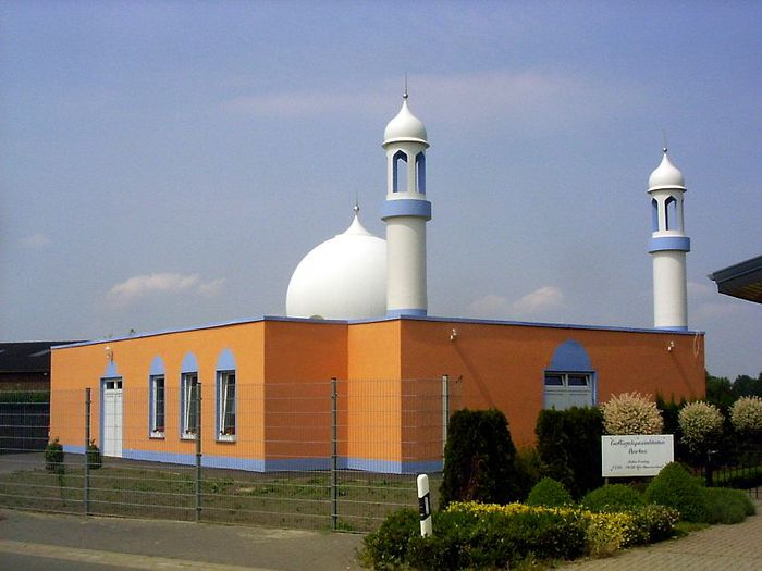 Город Иссельбург(Isselburg) 45664