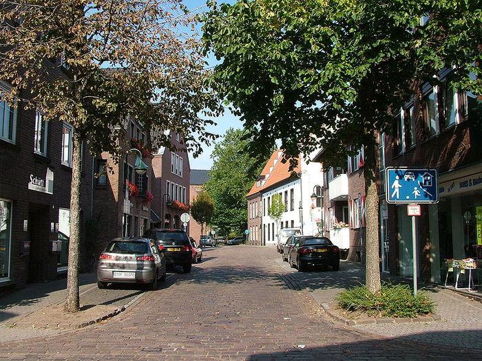 Город Иссельбург(Isselburg) 86493
