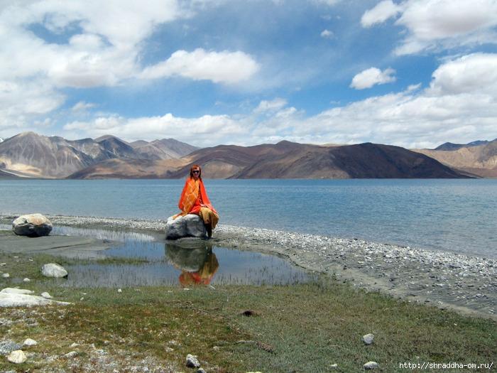 Индия, Ладакх, окрестности Леха, озеро Пангонг (11) (700x525, 293Kb)