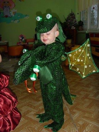 Шьем карнавальный костюм своими руками