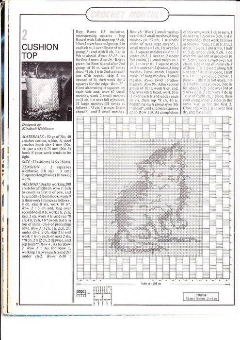 """Коты.Схемы для вышивки- монохром или филейного вязания.  Взято из группы  """"Рукоделие """" на.  Прочитать целикомВ."""