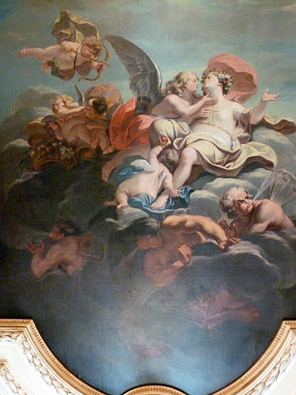 Виллa Хюгель (Виллa на холме) - родовое имение знаменитых Круппов. 56545