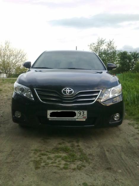 Черный Toyota Camry 2010 г (469x625, 33Kb)