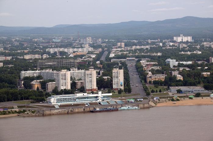 г.Комсомольск-на-Амуре.