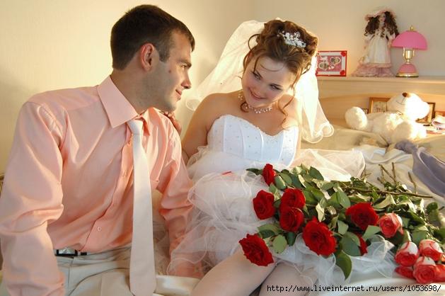 невесты в брачную ночь фото