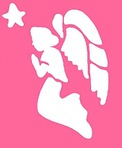 ������ stencil_angel (419x512, 21Kb)