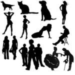 Превью бЄаЇ-1258848042_silhouette1 (450x450, 36Kb)