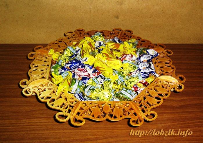 Блюдо с конфетами фото (700x494, 232Kb)