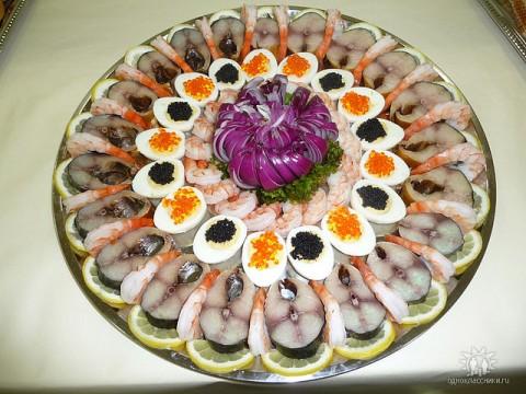 Праздничный стол на день рождения рецепты закусок