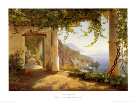 carl-frederic-aagaard-view-to-the-amalfi-coast (473x356, 60Kb)