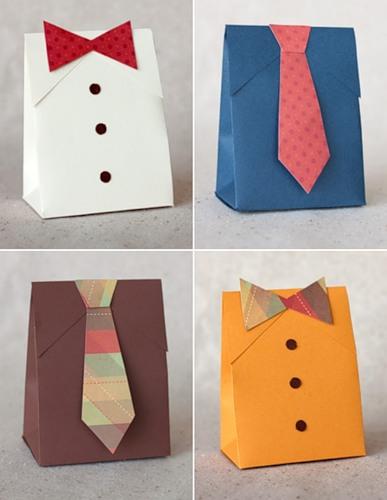 Бумагу для галстука и бабочки