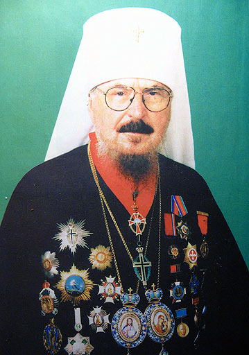 Умер митрополит