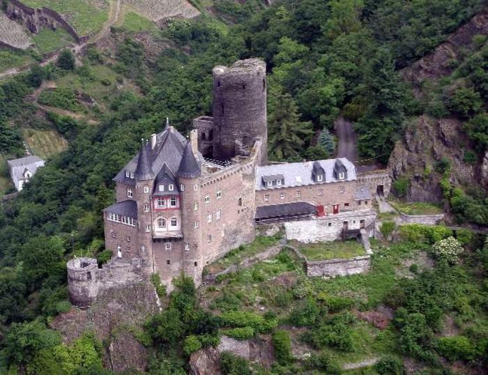 Замок Катц (Кот) (700x538, 149Kb)