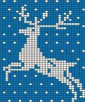 олень на ножках (125x150, 9Kb)