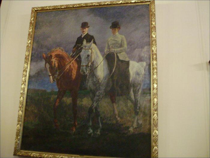 Виллa Хюгель (Виллa на холме) - родовое имение знаменитых Круппов. 72341