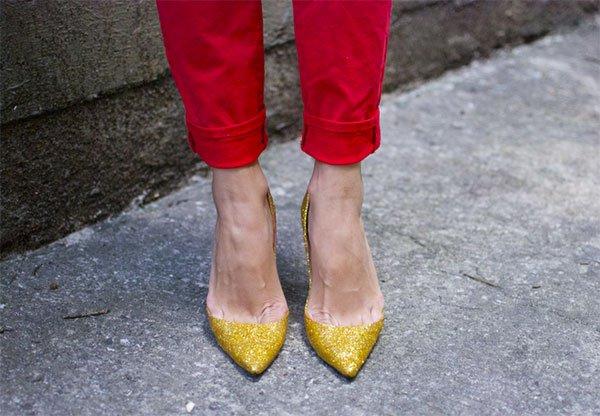Как сделать туфли на каблуках своими руками