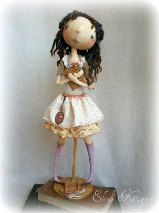 Мое вдохновение-куклы