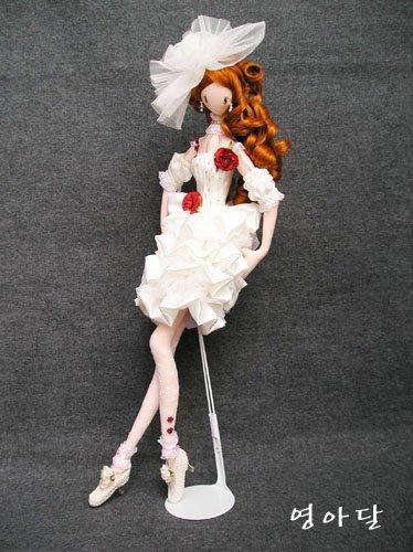 Японские кукла тряпичная своими руками