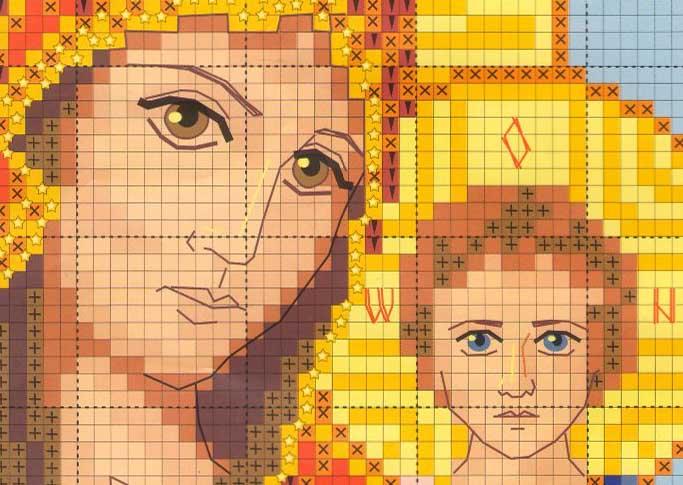 Схема вышивания крестиком иконы матроны: https://ttwthr.appspot.com/shema-vyshivaniya-krestikom-ikony-matrony.html