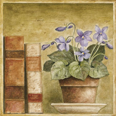 eric-barjot-potted-flowers-with-books-iii (473x473, 72Kb)