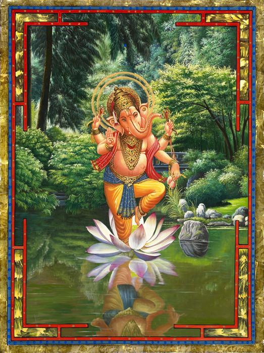 3666267_Ganesh_Dancing