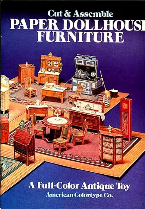 Paper Dollhouse Furniture0014 (486x700, 148Kb)