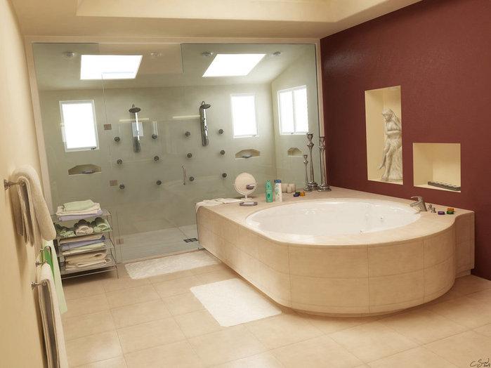 дизайн-проект 3-комнатной квартиры площадью 62 9 квм.