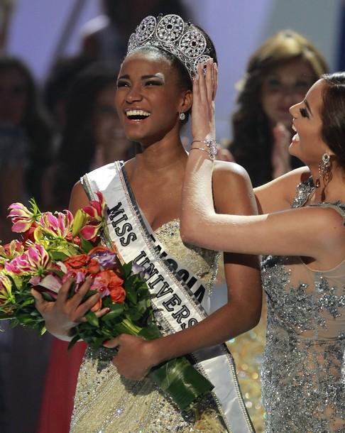 В Бразилии прошел конкурс «Мисс Вселенная-2011»