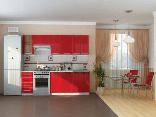 Кухня 9 кв м особенности дизайна