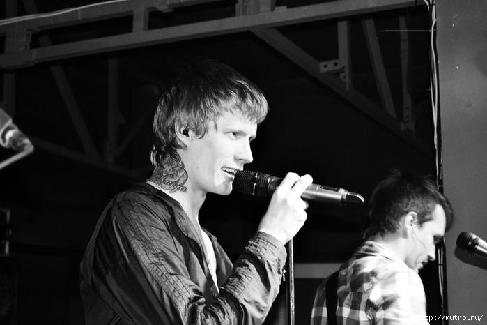 Концерт Jane Air, Одесса, 2012, ОГНИ