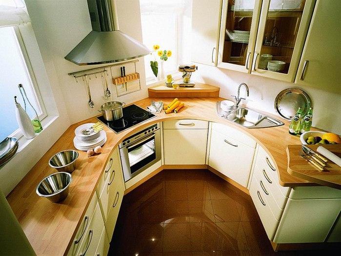 Метки дизайн маленькой кухни
