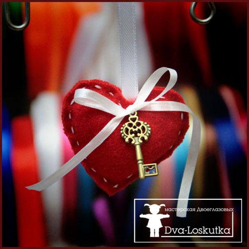 поделки ко дню святого валентина - Самое интересное в блогах