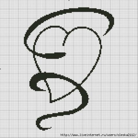 сердце монохром (480x480, 137Kb)