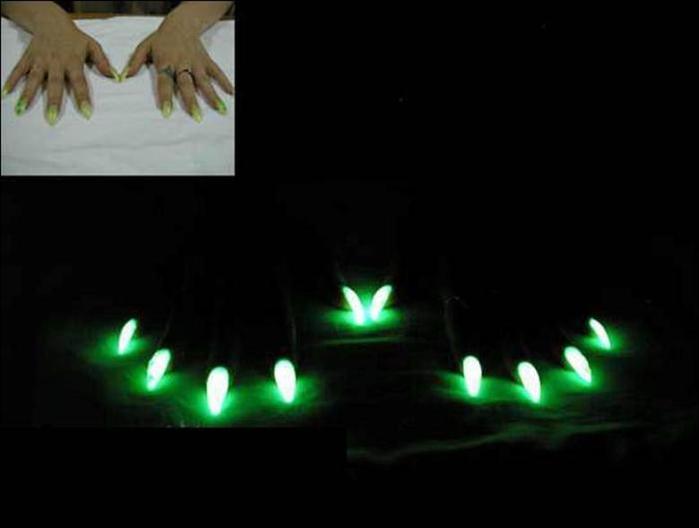 Уроки дизайна нарощенных ногтей