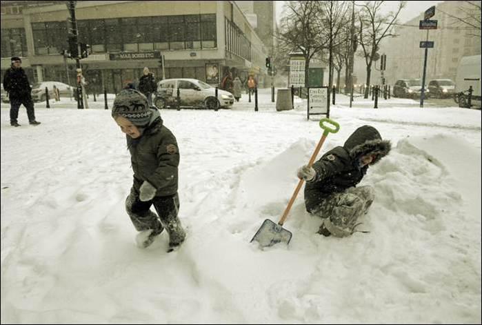 В Горном Алтае ребенка высадили из автобуса в 36-градусный мороз