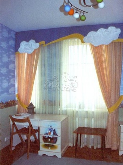 шторы для детской спальни2 (525x700, 75Kb)