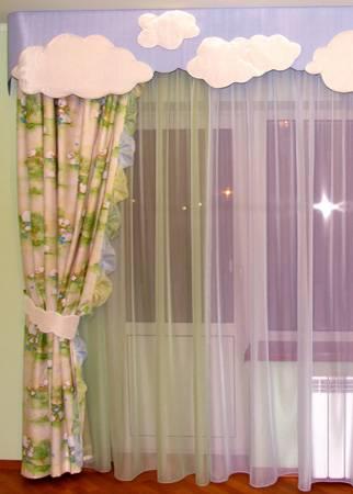 шторы для детской спальни9 (322x450, 18Kb)