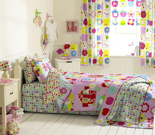 шторы для детской спальни19 (600x520, 347Kb)