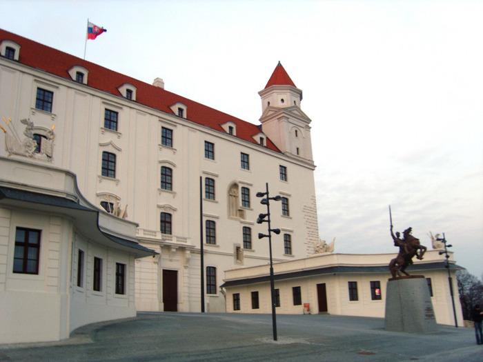 Путешествие по Словакии (Словацкой Республике). Братислава.