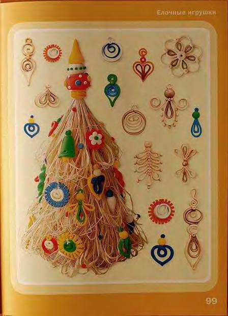 Удмуртские новогодние поделки своими руками