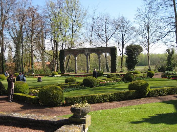 замок Гроот Бейгарден (Groot Bijgaarden) часть 2 34687