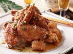 Ингредиенты На 1 кг. куриных крыльев - 100 мл. соевого соуса, 100 гр. меда, 5 зубчиков чеснока Приготовление Соус...